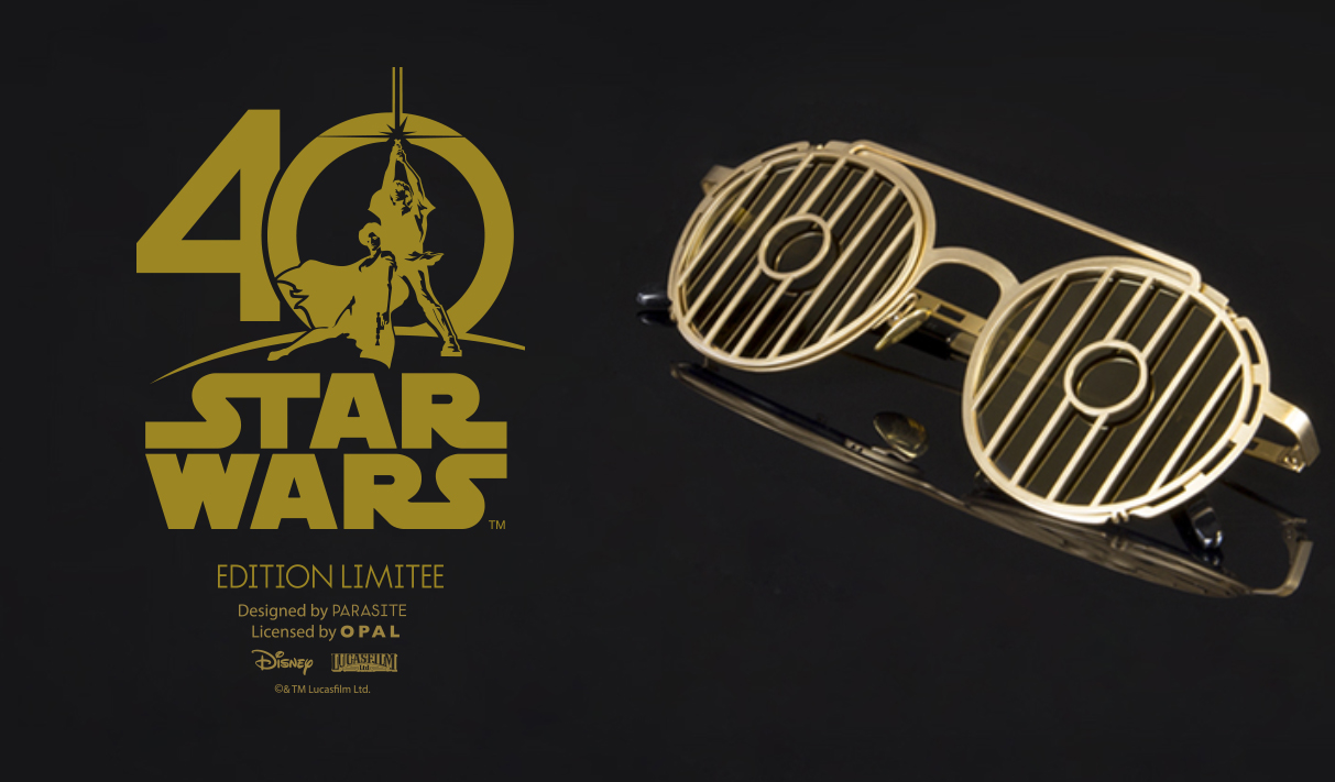 Lunettes Star Wars Collector
